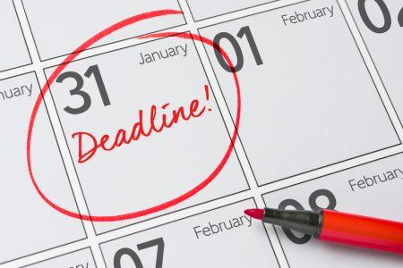 paye nic deadlines