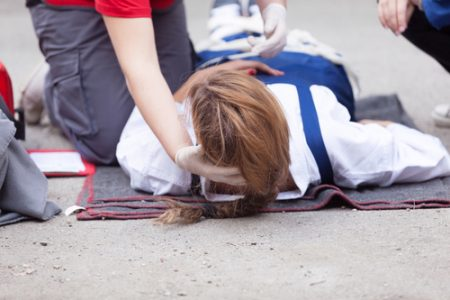 Common accidents and injuries suffered at work