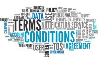setting Terms & Conditions for your business
