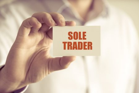 how to start in business as a sole trader