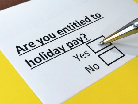 small business holiday pay