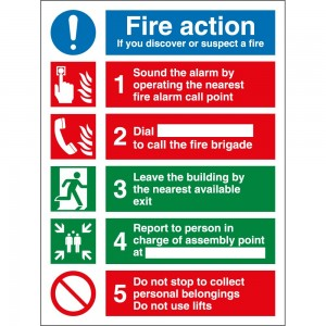 What Are The Compulsory Fire Safety Regulations For Uk