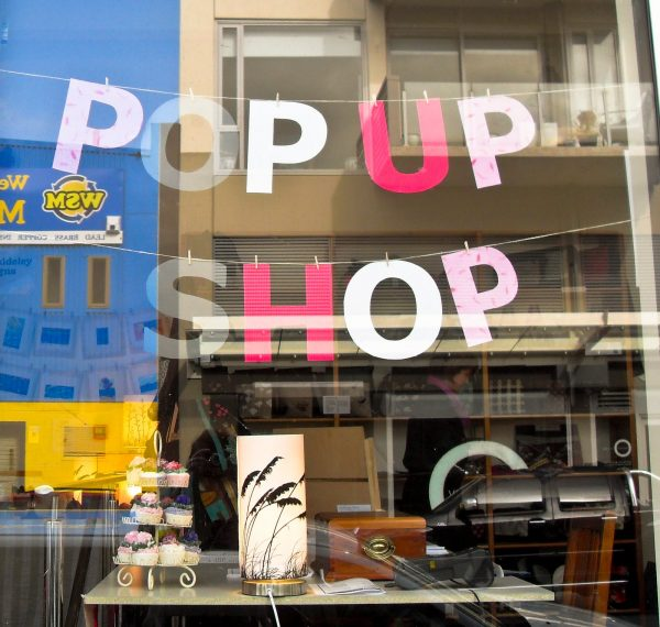 Pop-up shop tips