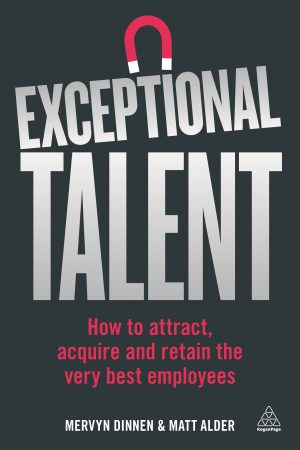 Recruit exceptional talent