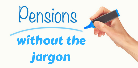 auto enrolment pension - no jargon