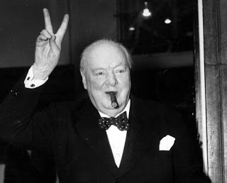 Leadership qualities - Sir Winston Churchill