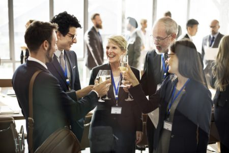 How to network successfully