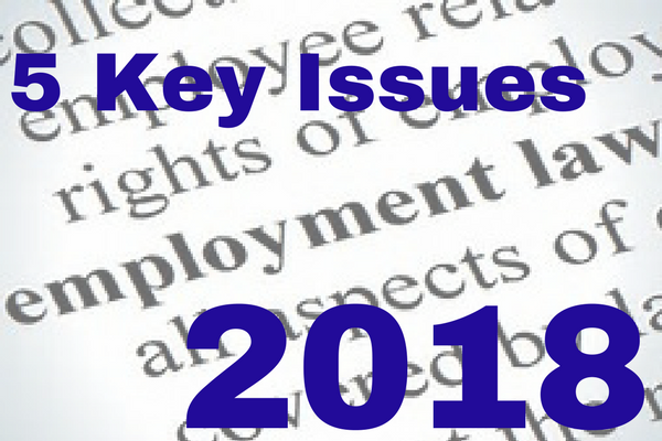 Employmenr law in 2018