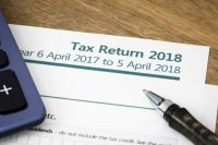self assessment income tax return 2017/18