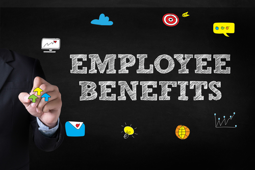 Guide to employee benefits, staff perks and incentives