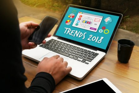 digital marketing - new developments & key trends 2018