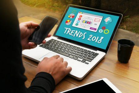 digital marketing - new developments & key trends 2018