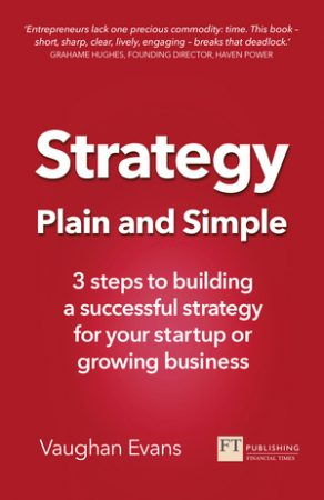 Strategy for startup and growing businesses