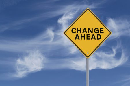 manage change in business