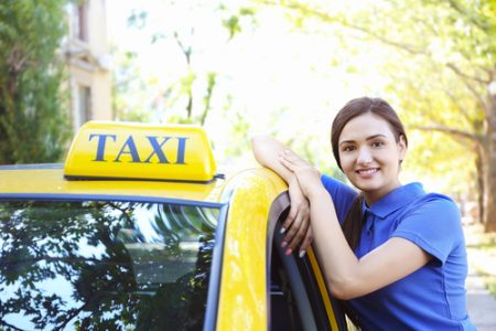 female driver taxi company