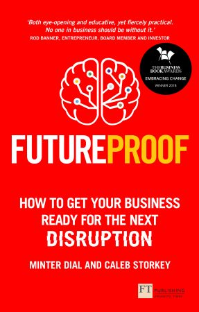 FutureProof - How to get your business ready for the next disruption
