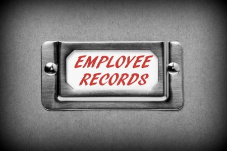 the employee records employers should keep