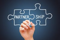 set up partnership