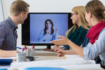 Tips to run a successful virtual meeting or presentation