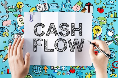 cash flow forecast for start-up