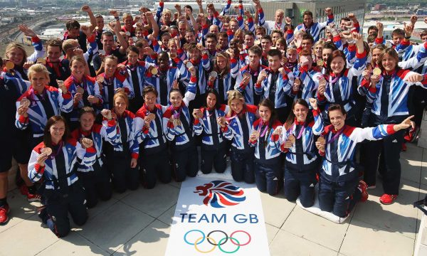 Team GB golds - business lessons