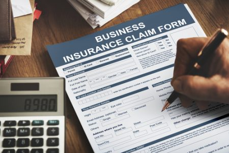 Dispute with business insurance claim