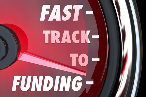 Finding business funding fast