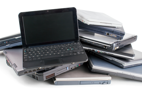 WEEE - hoe to get rid of old electronics PC laptop