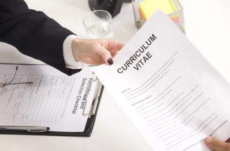 what to do when employee has lied on CV