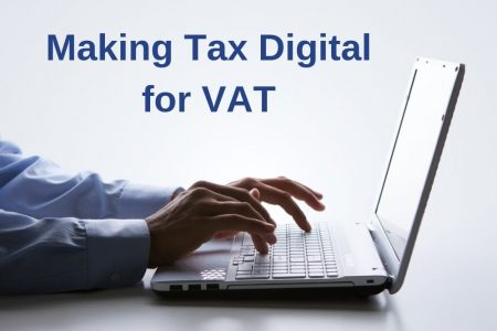 Making Tax Digital for VAT - advcie and tips for small businesses