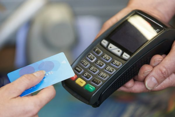 merchant cash advance - borrow against card terminal receipts