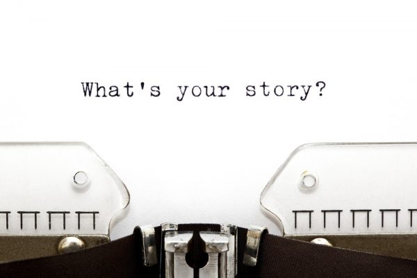 how to craft and tell a good story