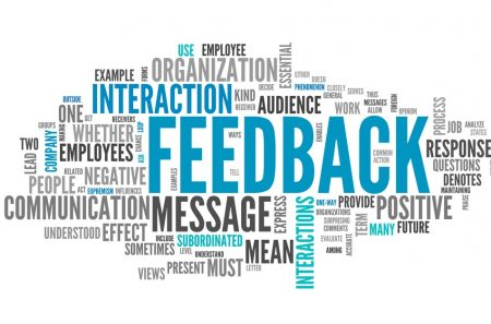 empower staff with feedback