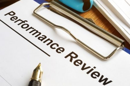 staff performance review tips