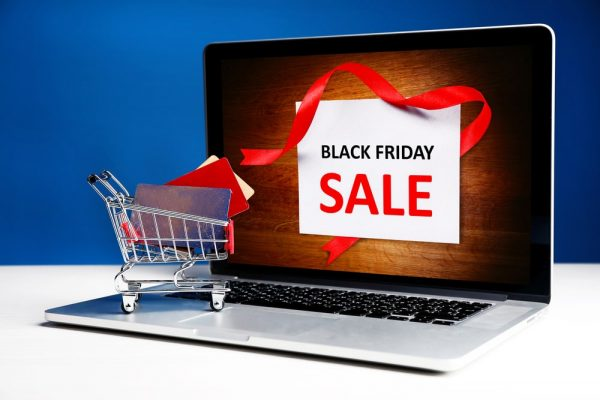 Black Friday website sales