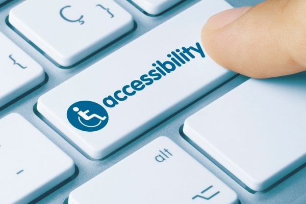 website accessibility - keyboard