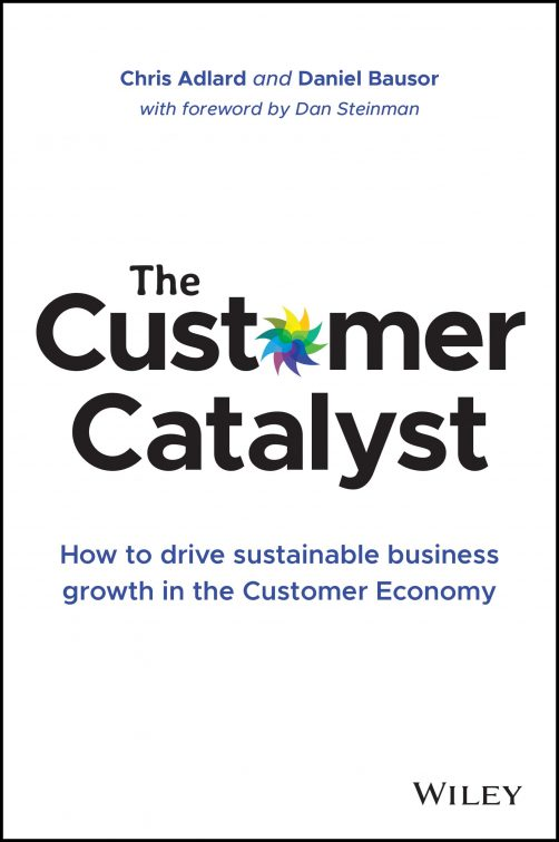 Customer Catalyst book cover