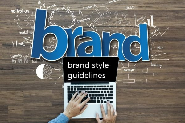 develop your brand style guidelines