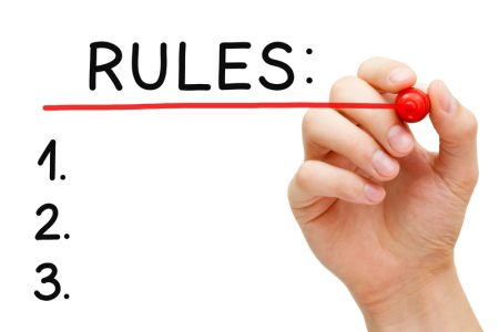 company name rules