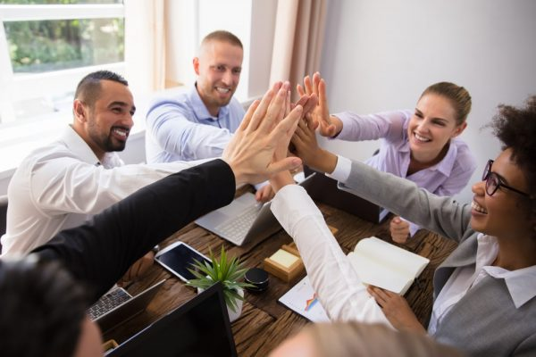 employee engagement in new business