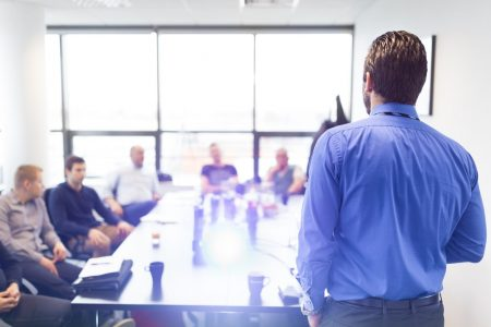 myths of public speaking and presenting