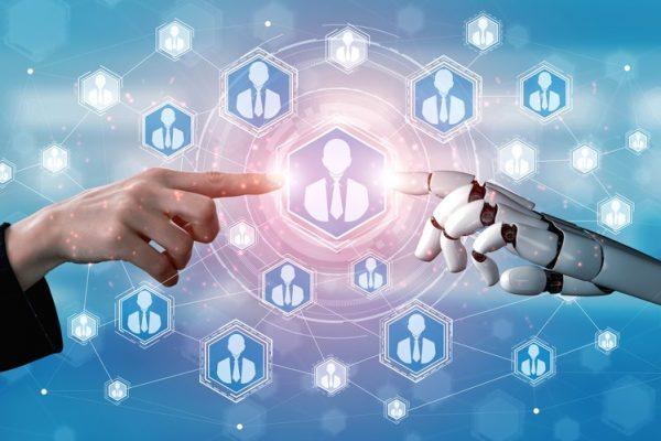 use AI improve recruitment performance