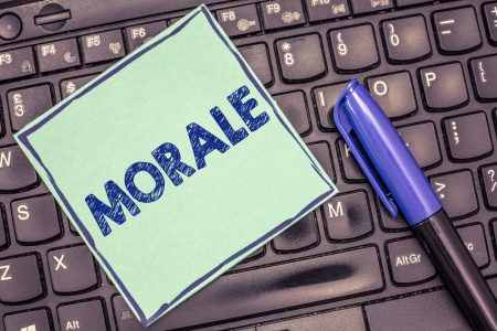 boost morale in small business