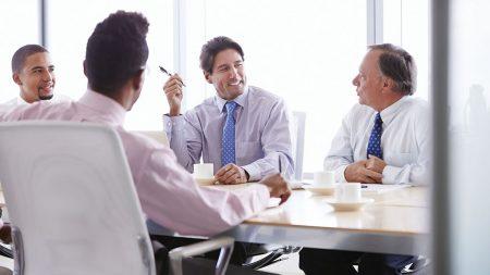 boring boardroom