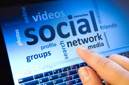 promoting yourself social network
