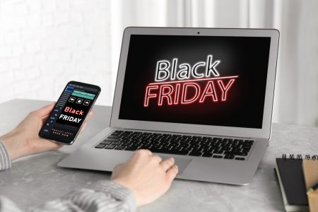 boost online sales on Black Friday