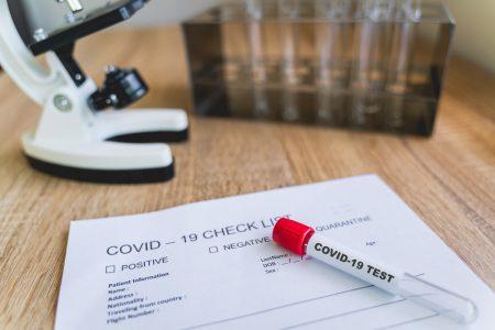 coronavirus check list
