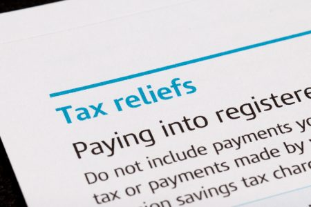 business tax relief